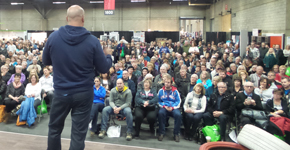 Bryan Baeumler on the Main Stage